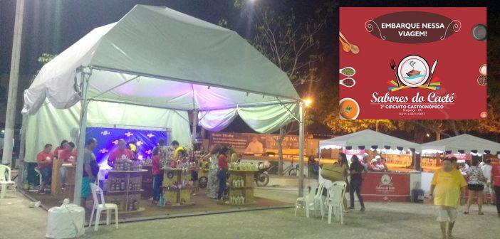 "Circuito Gastronômico de Bragança ""Sabores do Caeté"""