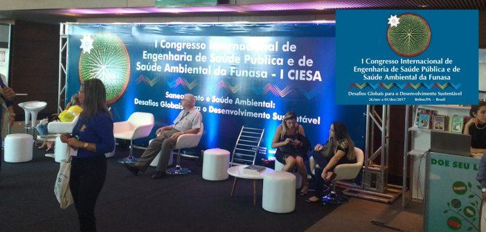 I Congresso Internacional de Engenharia de Saúde Pública e de Saúde Ambiental da Funasa